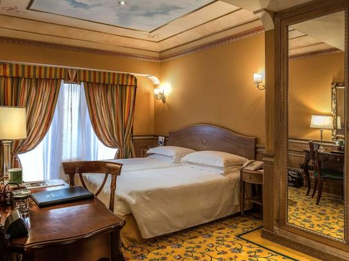 River Palace Hotel - Rome - Bedroom