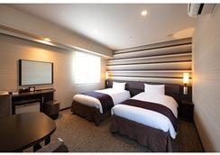 Via Inn Kanazawa - Kanazawa - Bedroom