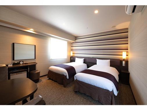 Via Inn Kanazawa - Каназава - Спальня