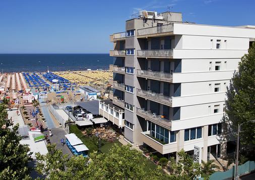 加蘭迪娜酒店 - 里米尼 - 建築