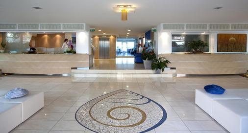 加蘭迪娜酒店 - 里米尼 - 大廳