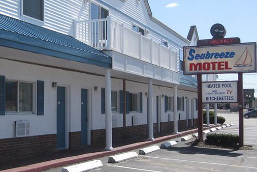 Seabreeze Motel - Old Orchard Beach - Toà nhà