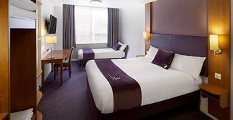Premier Inn York City - York - Bedroom