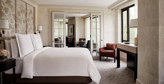 Four Seasons Hotel Boston - Boston - Schlafzimmer