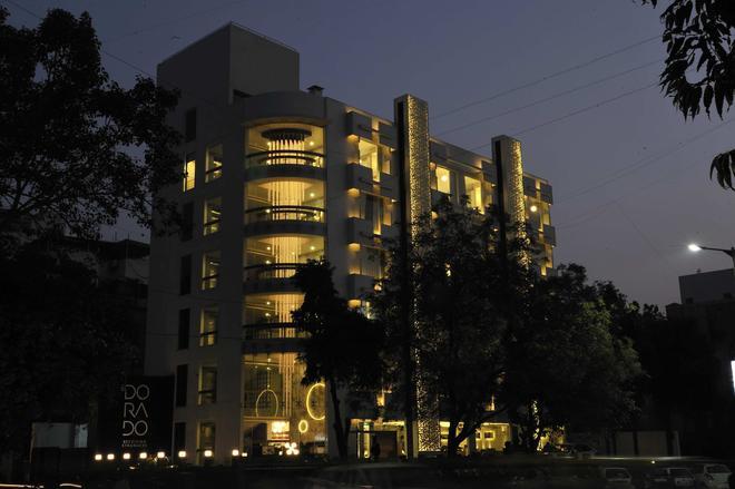 Hotel El Dorado - Ahmedabad - Edificio