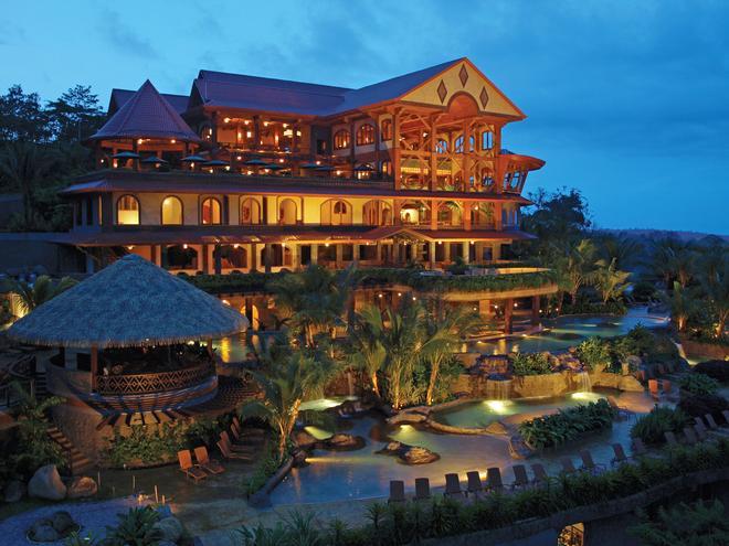 The Springs Resort and Spa at Arenal - La Fortuna - Rakennus