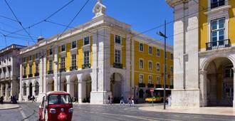Pousada De Lisboa, Praça Do Comércio - Monument Hotel - Lisboa - Edificio