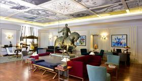 Pousada de Lisboa, Praça do Comércio - Monument Hotel - Lisbon - Lounge