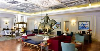 Pousada de Lisboa - Small Luxury Hotels Of The World - Lissabon - Lounge