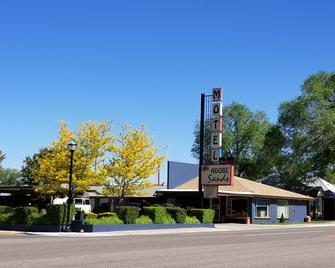 Adobe Sands Motel - Panguitch - Gebäude
