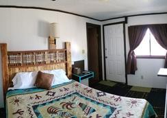 Adobe Sands Motel - Panguitch - Makuuhuone