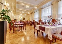 هوتل مازوييكي - Tomaszów Mazowiecki - مطعم