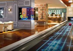 HRH Tower at Hard Rock Hotel & Casino - Las Vegas - Living room