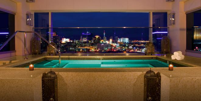 HRH Tower at Hard Rock Hotel & Casino - Las Vegas - Balcony