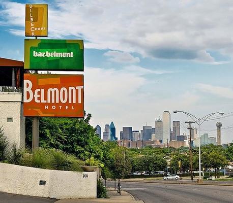 貝爾蒙特酒店 - 達拉斯 - 達拉斯 - 建築