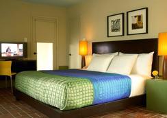 貝爾蒙特酒店 - 達拉斯 - 達拉斯 - 臥室