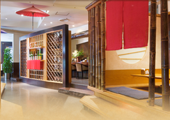 Shibuya Creston Hotel - Tokio - Restaurante