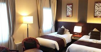 Shibuya Creston Hotel - Токио - Спальня