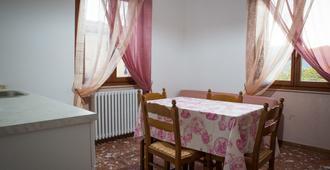 B&B River - Ascoli Piceno - Dining room