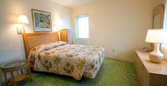 El Patio Motel - קי ווסט - חדר שינה