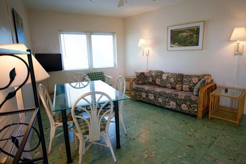El Patio Motel - Key West - Olohuone