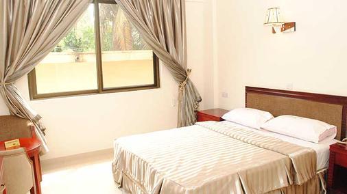 Sunlodge Hotel - Accra - Makuuhuone