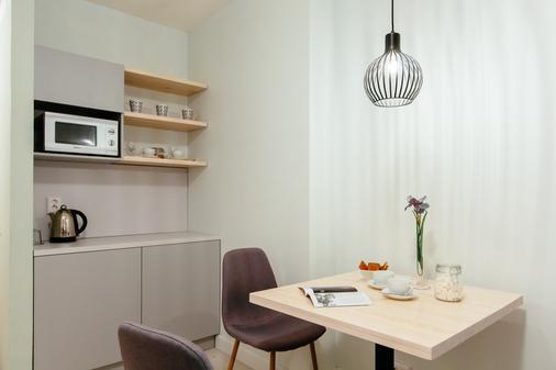 Hotel Sacvoyage - Petrozavodsk - Kitchen