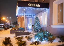 Hotel Sacvoyage - Petrozavodsk - Hotel entrance