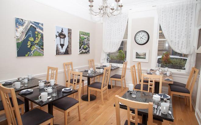 The Henry Guest House - Bath - Restaurante