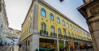 Hotel Inn Rossio - Lisboa - Edificio