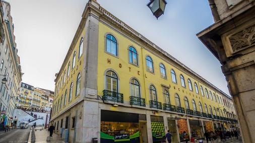 Hotel Inn Rossio - Lissabon - Rakennus