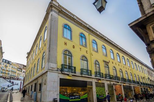 Hotel Inn Rossio - Lisbonne - Bâtiment