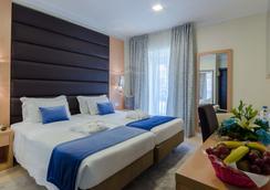 Hotel Inn Rossio - Lissabon - Makuuhuone