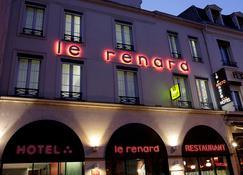 Hôtel Le Renard - Châlons-en-Champagne - Bâtiment