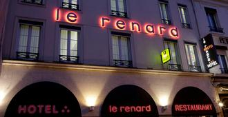Logis Hôtel Le Renard Châlons-En-Champagne - Шалон-ан-Шампань