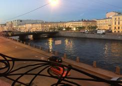 Mini Hotel Botik - Saint Petersburg - Balcony