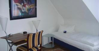 Hotel Berliner Hof - Düsseldorf - Schlafzimmer