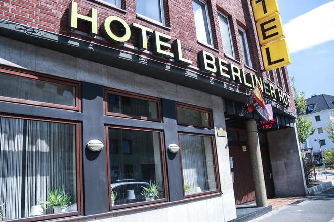 Hotel Berliner Hof - Düsseldorf - Hotel entrance