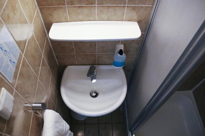Hotel Berliner Hof - Düsseldorf - Bathroom