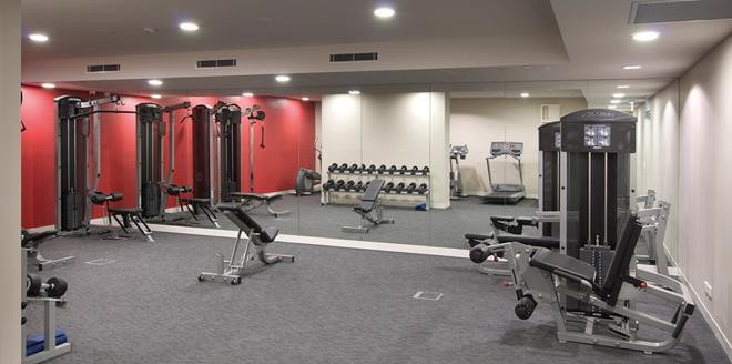 最佳西方亞特蘭蒂斯飯店 - 墨爾本 - 健身房