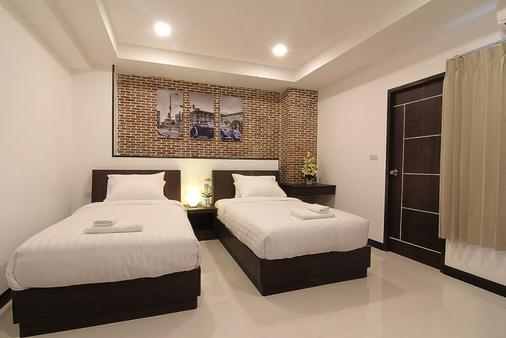 U Hatyai Hotel - Hat Yai - Bedroom