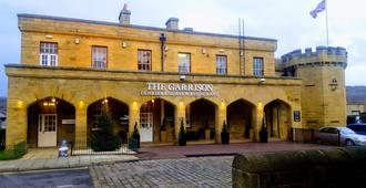 The Garrison Hotel - Sheffield - Bygning