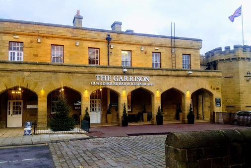 The Garrison Hotel - Sheffield - Building