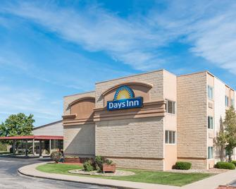 Days Inn by Wyndham Kirksville - Kirksville - Edificio