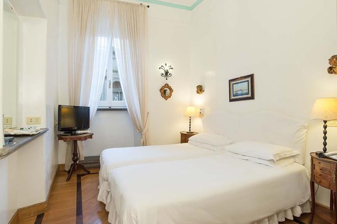 Hotel Fontana - Roma - Camera da letto
