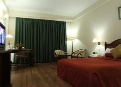 Hotel Kanha Shyam - Prayagraj - Bedroom