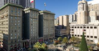 The Westin St. Francis San Francisco on Union Square - San Francisco - Edificio