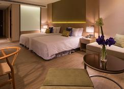 Golden Lake Hotel - Jinhu - Bedroom
