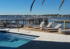 馬克爾 8 號濱海飯店 - 聖奧古斯丁 - 游泳池