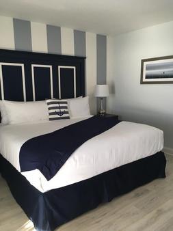 馬克爾 8 號濱海飯店 - 聖奧古斯丁 - 臥室
